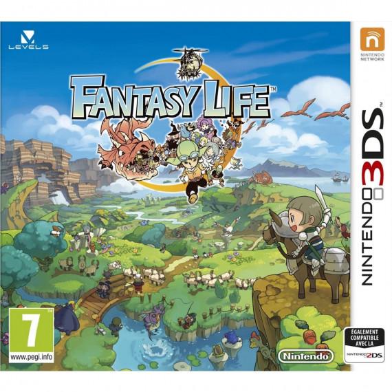 Nintendo Fantasy Life (Nintendo 3DS/2DS)