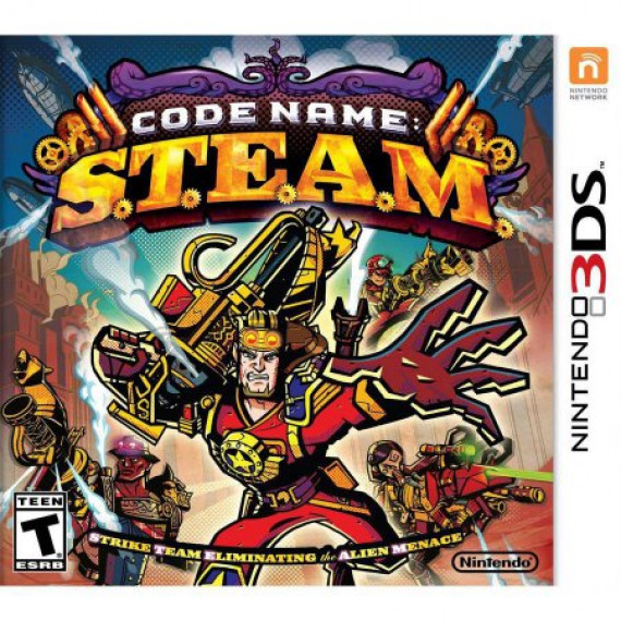 Code Name : S.T.E.A.M. (Nintendo 3DS/2DS)