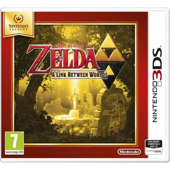 NINTENDO ZELDA A LINK BETWEEN W 3DS