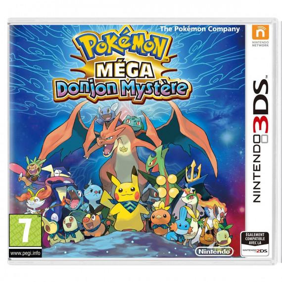 Nintendo Pokemon Mega Donjon Mystère (Nintendo 3DS/2DS)