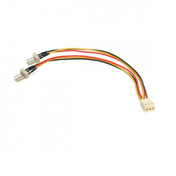 STARTECH Câble Y d'alimentation pour ventilateur 3 broches