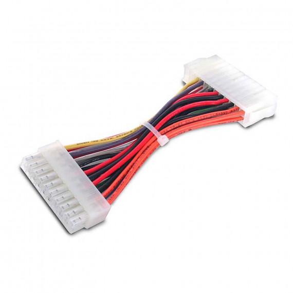 STARTECH Adaptateur d'alimentation ATX 20 broches vers ATX 24 broches (Mâle / Femelle) - 15 cm