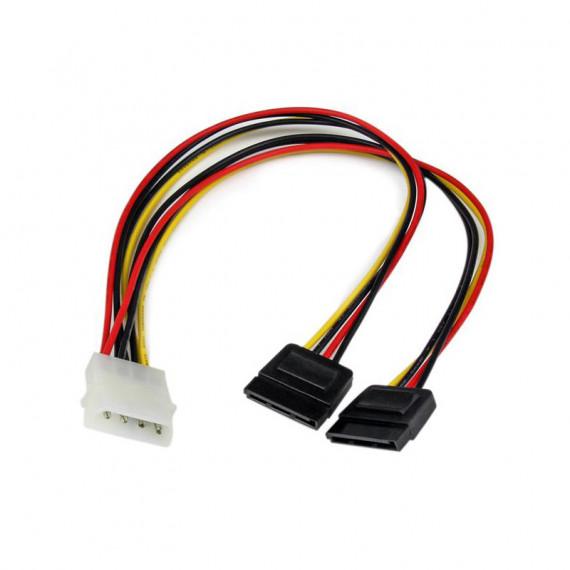 STARTECH Câble d'alimentation en Y double SATA vers Molex