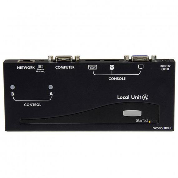 STARTECH Extendeur Prolongateur de Console KVM de 300m sur Cat5 avec VGA et USB