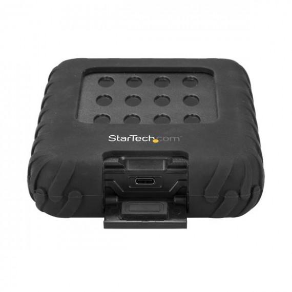 """STARTECH StarTech.com Boîtier USB 3.1 (10 Gb/s) antichoc pour disque dur SATA III de 2,5"""""""