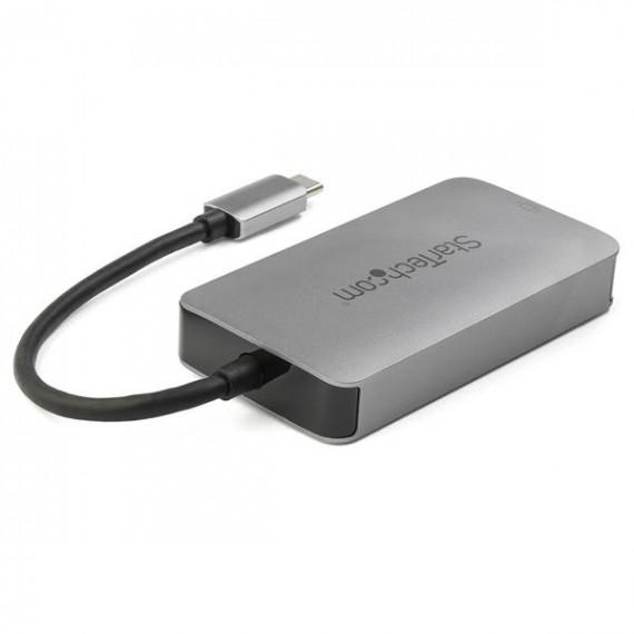STARTECH StarTech.com USB 3.1 Type-C to Dual Link DVI-I Adapter