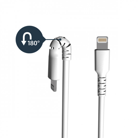 STARTECH 2M USB TO LIGHTNING CABLE