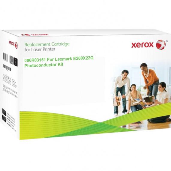 XEROX TAMBOUR  POUR  LEXMARK E260X22G AUTONOMIE 30000 PAGES