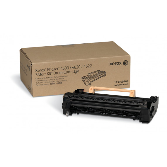XEROX Drum Cartridge (80,000 pa  PHASER 4600, 4620 cartouche de tambour noir capacite standard 80.000 pages pack de 1