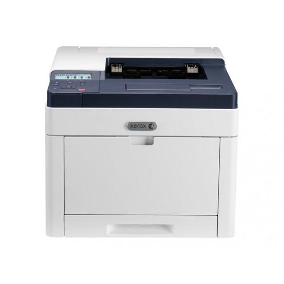 Imprimante Laser Xerox Phaser 6510N gris/bleu, USB/LAN