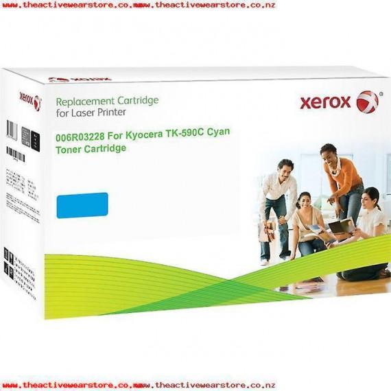 XEROX TONER  POUR  KYOCERA TK-590C AUTONOMIE 5000 PAGES