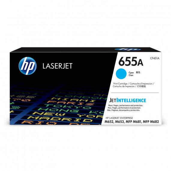 HP LaserJet 655A (CF451A)