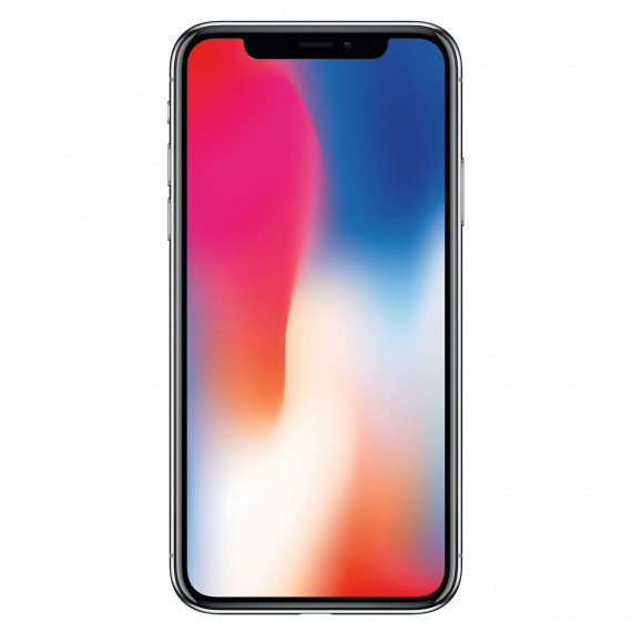APPLE iPhone X SIM unique 4G 256Go Argent