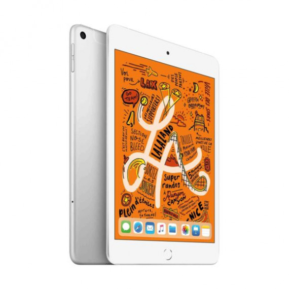 APPLE iPad mini 5 Wi-Fi + Cellular 256 Go Argent