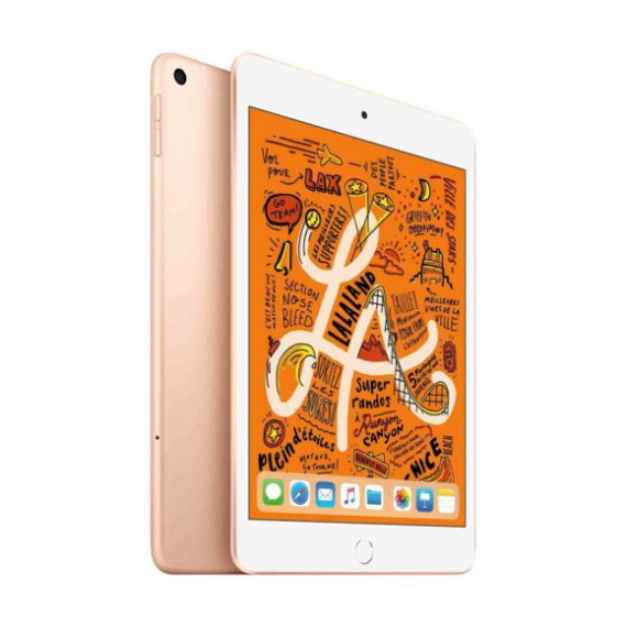 APPLE iPad mini 5 Wi-Fi + Cellular 256 Go Or