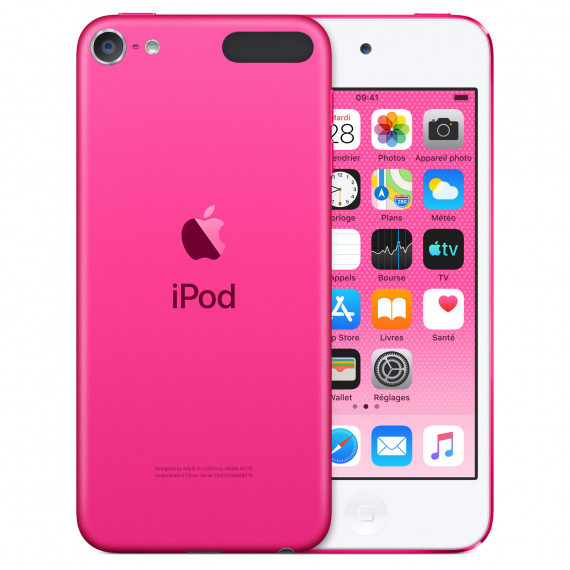 APPLE iPod touch (2019) 32 Go Rose