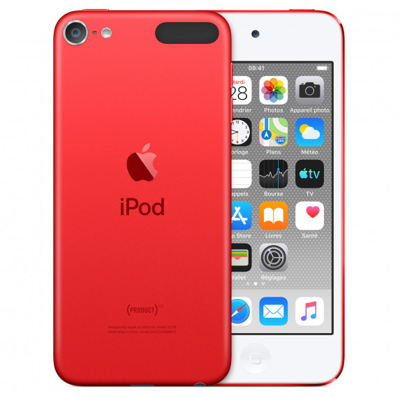 APPLE iPod touch (2019) 32 Go (PRODUCT)RED