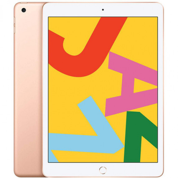 APPLE IPAD 10,2 128GO OR WI-FI CELLULAR NOUVEAU (7EME GENERATION)