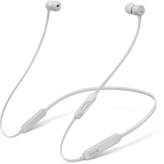 Beats Ecouteurs  X Earphones Satin silver