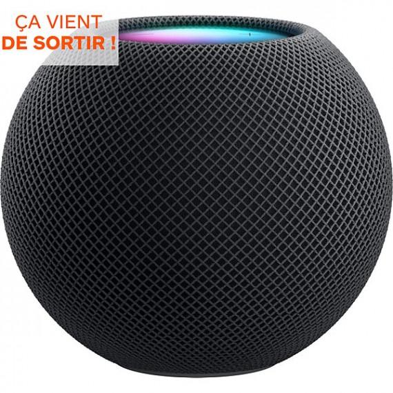 APPLE Enceinte Wifi  HomePod Mini Gris Sidéral