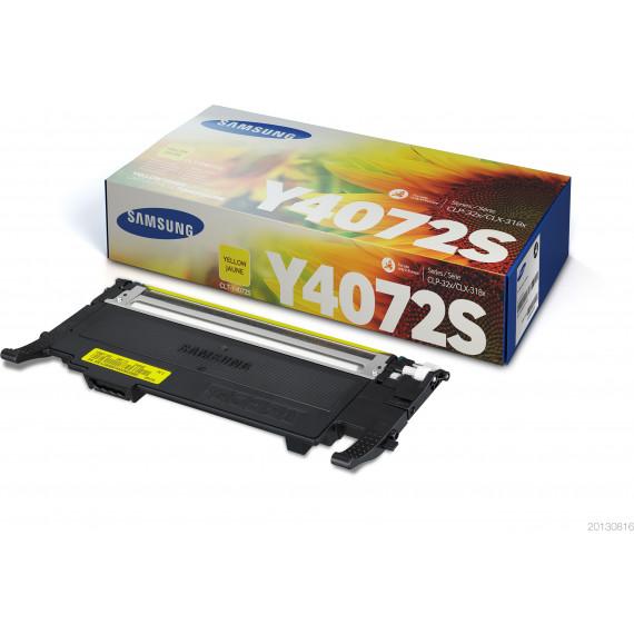 HP SAMSUNG CLT-Y4072S/ELS Yel Toner SAMSUNG CLT-Y4072S/ELS Yel Toner Cartridg