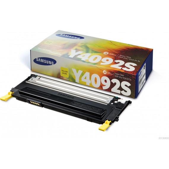 HP SAMSUNG CLT-Y4092S/ELS Yel Toner SAMSUNG CLT-Y4092S/ELS Yel Toner Cartridg