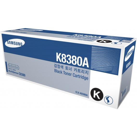 HP SAMSUNG CLX-K8380A/ELS Black Toner SAMSUNG CLX-K8380A/ELS Black Toner Cartridge