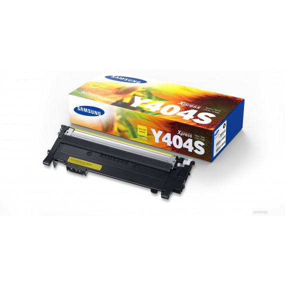 HP SAMSUNG CLT-Y404S/ELS Yellow Toner SAMSUNG CLT-Y404S/ELS Yellow Toner Cartri