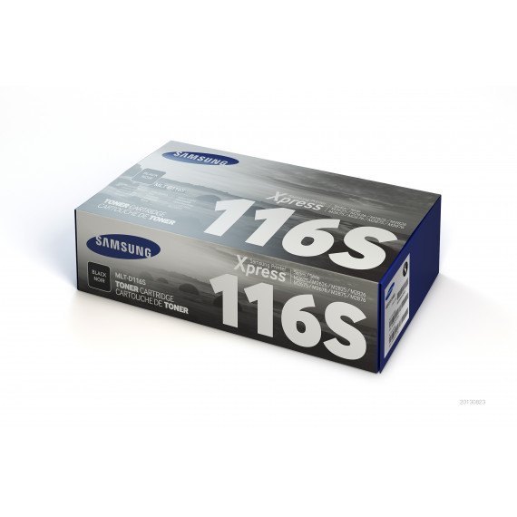HP SAMSUNG MLT-D116S/ELS Black Toner SAMSUNG MLT-D116S/ELS Black Toner Cartridge