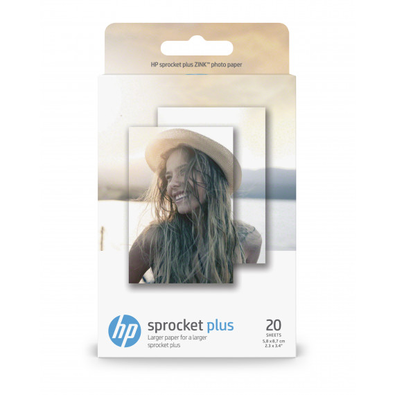 HP PAPIER SPROCKET PLUS
