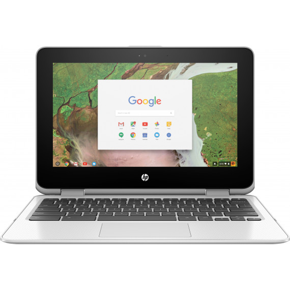 HP Chromebook  X360 11-ae100nf Intel Celeron  -  11.6""