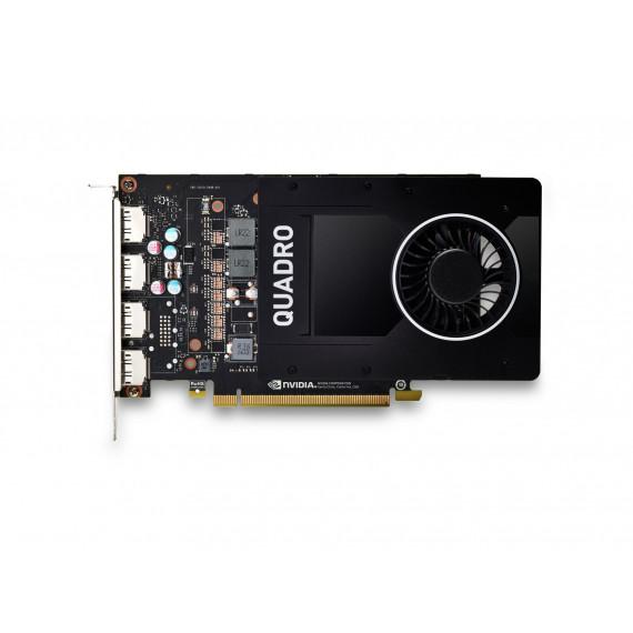 HP HP NVIDIA Quadro P2200 5Go 4DP GFX HP NVIDIA Quadro P2200 5Go 4DP GFX