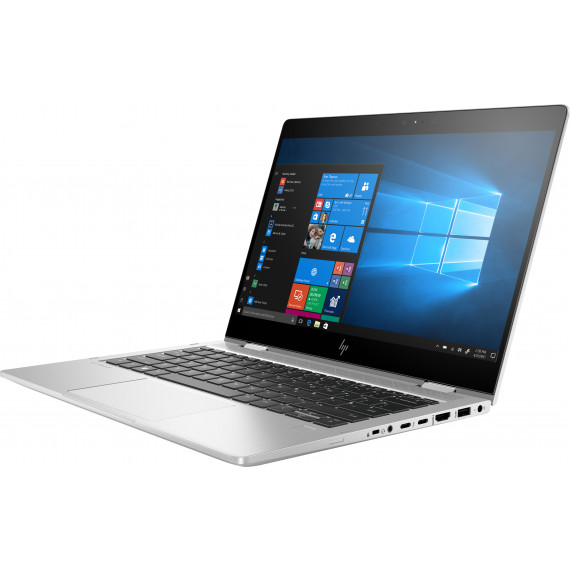 HP HP EliteBook x360 830 G6 i5-8265U 13.3p HP EliteBook x360 830 G6 Intel Core i5-8265U 13.3p FHD BV LED UWVA TS 8Go DDR4 256Go SSD UMA Webcam AC+BT 4C Batt FPR W10P64 3yr Intel Core i5  -  13.3""
