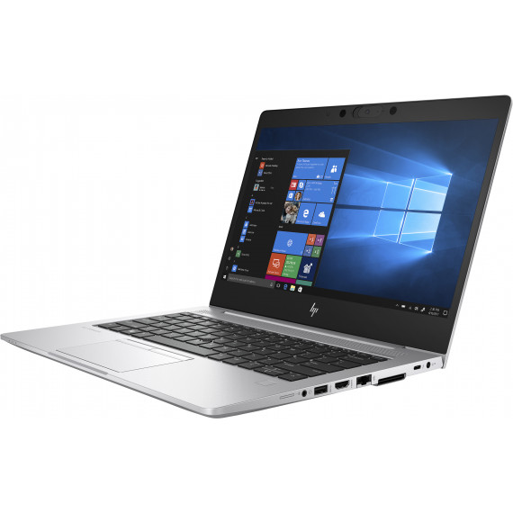 HP HP EliteBook 830 G6 i5-8265U 13.3p 8Go HP EliteBook 830 G6 Intel Core i5-8265U 13.3p FHD AG LED UWVA 8Go DDR4 256Go SSD UMA Webcam AC+BT 3C Batt FPR W10P64 3yr Wrty Intel Core i5  -  13.3""