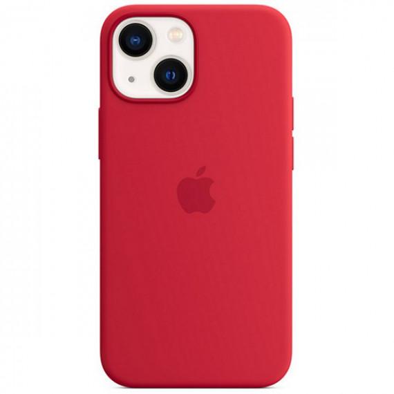 APPLE IPHONE 13 MINI SI CASE RED-ZML
