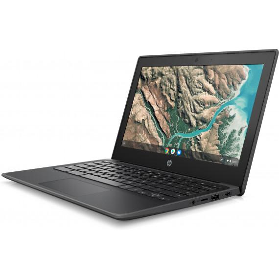 """HP HP Chromebook 11 G8 N4120 11p 4Go 32Go HP Chromebook 11 G8 Intel Celeron N4120 11.6p HD AG 4Go 32Go eMMc Intel Graphics UHD 600 Chrome OS 1 an Intel Celeron  -  11.6"""""""