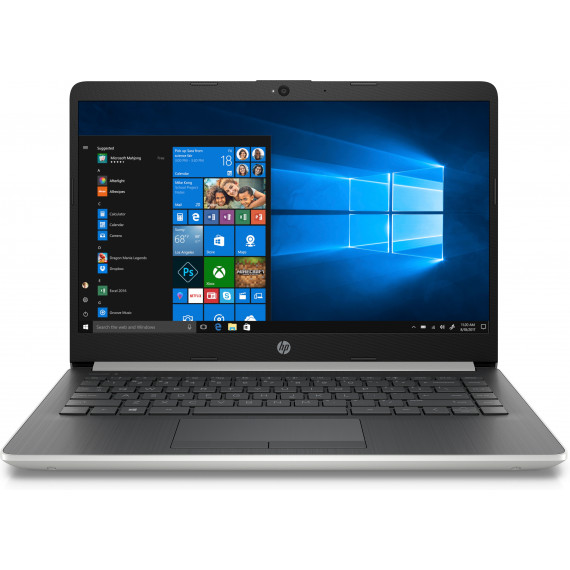 HP Ordinateur portable  14-cf0060nf Intel Celeron  -  14""