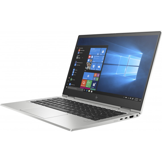 HP HP EB X360 830 i5-10210U 13.3p 8Go HP EliteBook X360 830 Intel Core i5-10210U 13.3p FHD Tactile BV UWVA 8Go 256Go SSD Intel UHD Graphics 620 Intel AX W10P 3 ans Intel Core i5  -  13.3""
