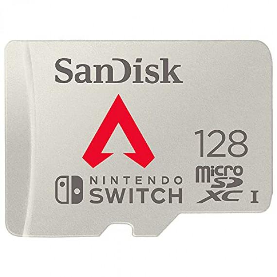 sandisk MicroSDXC UHS-I NintendoSwitch 128G Apex