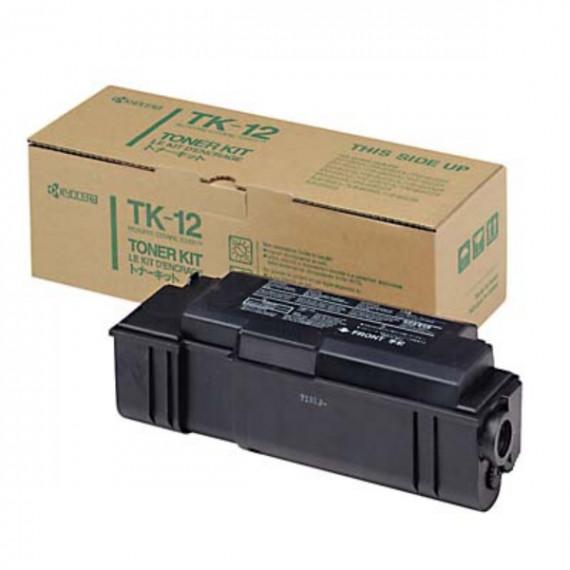Kyocera TK-12 Toner/black 10000pg f FS1550/1600