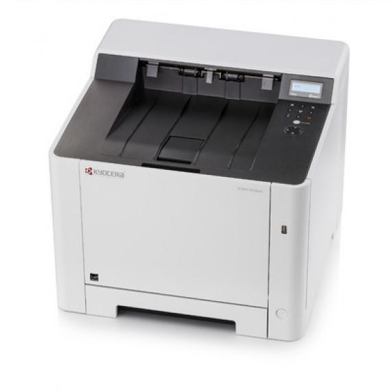 Imprimante Laser Kyocera ECOSYS P5026CDW gris/noir, USB/LAN/WLAN