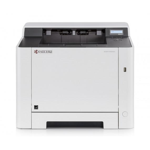 Imprimante Laser Kyocera ECOSYS P2235dn gris/noir, USB, LAN