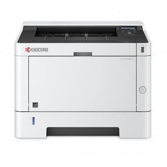 Imprimante Laser Kyocera ECOSYS P2040dn gris/noir, USB, LAN