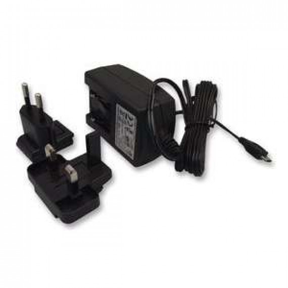 Raspberry Pi 3 Power Supply 5.1V 2.5A Noir