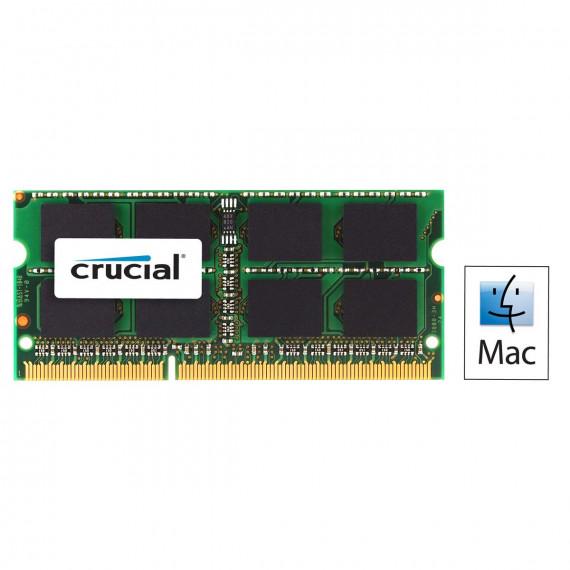 CRUCIAL SO-DIMM 8Go DDR3 1600 for MAC CT8G3S160BM