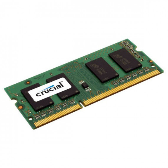 CRUCIAL SO-DIMM 4 Go DDR3L 1866 MHz CL13