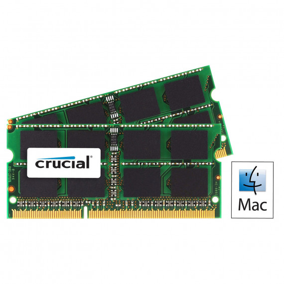 CRUCIAL for Mac SO-DIMM 8 Go (2 x 4 Go) DDR3 1600 MHz CL11