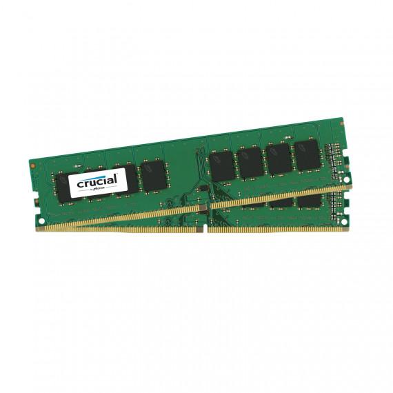 CRUCIAL DDR4 16 GO  (4 X 4 GO) 2400 MHZ CL17 SR X8