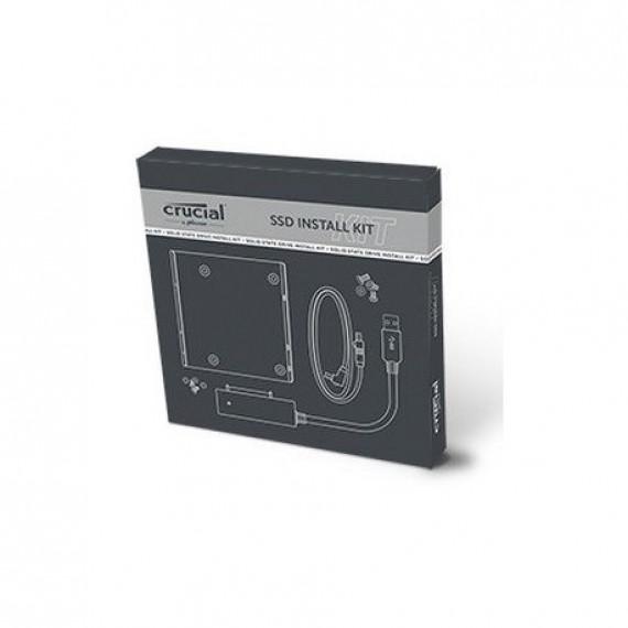 CRUCIAL Kit d'installation SSD pour ordinateur de bureau