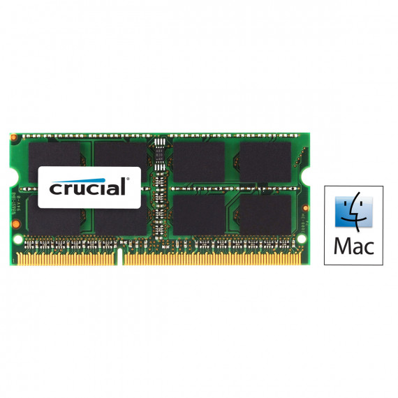 CRUCIAL for Mac SO-DIMM 8 Go DDR3 1866 MHz CL13